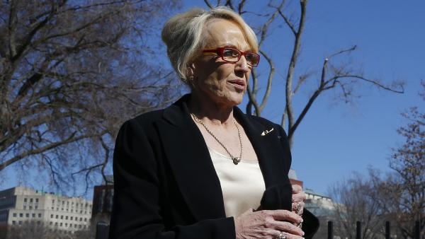 Arizona Gov. Jan Brewer, a Republican, has been urged by the state's two U.S. senators, both Republicans, to veto a bill that would allow business owners to refuse service to gays or other groups that offend their religious beliefs.