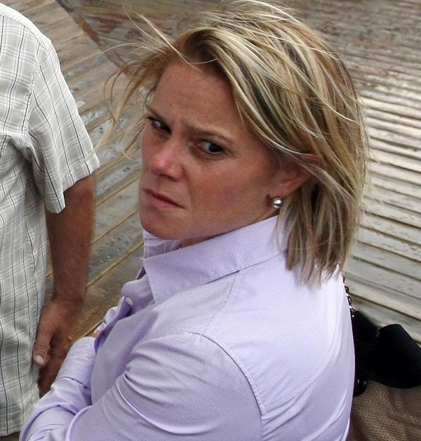 Former Deputy Chief of Staff Bridget Anne Kelly.