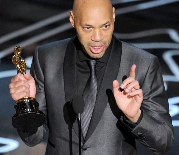<em>12 Years a Slave </em>screenwriter John Ridley — also an NPR commentator — took home an Oscar for Best Adapted Screenplay.