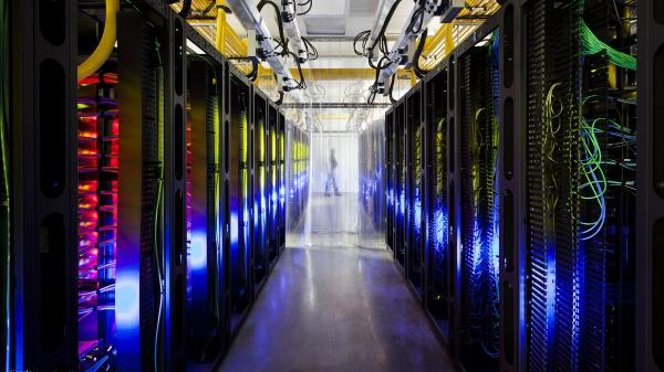 A Google data center in Council Bluffs, Iowa. Even online privacy advocates acknowledge that keeping personal data out of the hands of third parties is virtually impossible today.