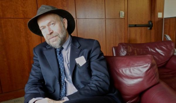 James Hansen says fossil fuel companies should pay a fee to make up for their contributions to climate change.