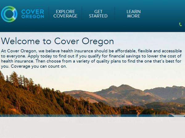 The website for Oregon's health insurance exchange still isn't fully functional.