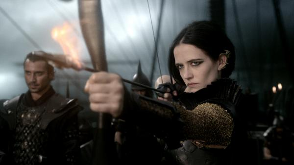 The goth-glam Artemisia (Eva Green) is one of the more memorable characters in <em>300: Rise of an Empire — </em>and not just because she's commander of the Persian navy.