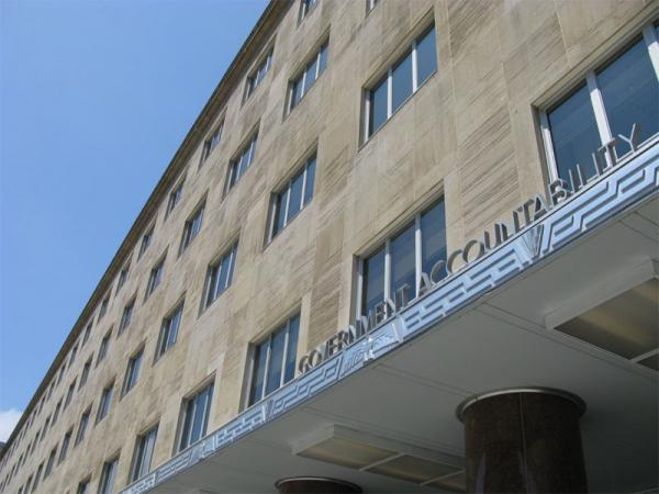 Headquarters of the Government Accountability Office in Washington, D.C.