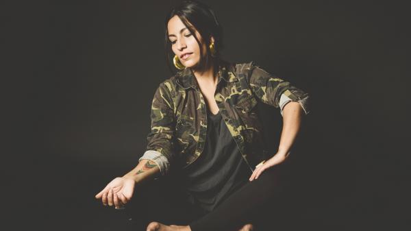 Ana Tijoux's new album, <em>Vengo</em>, comes out March 18.