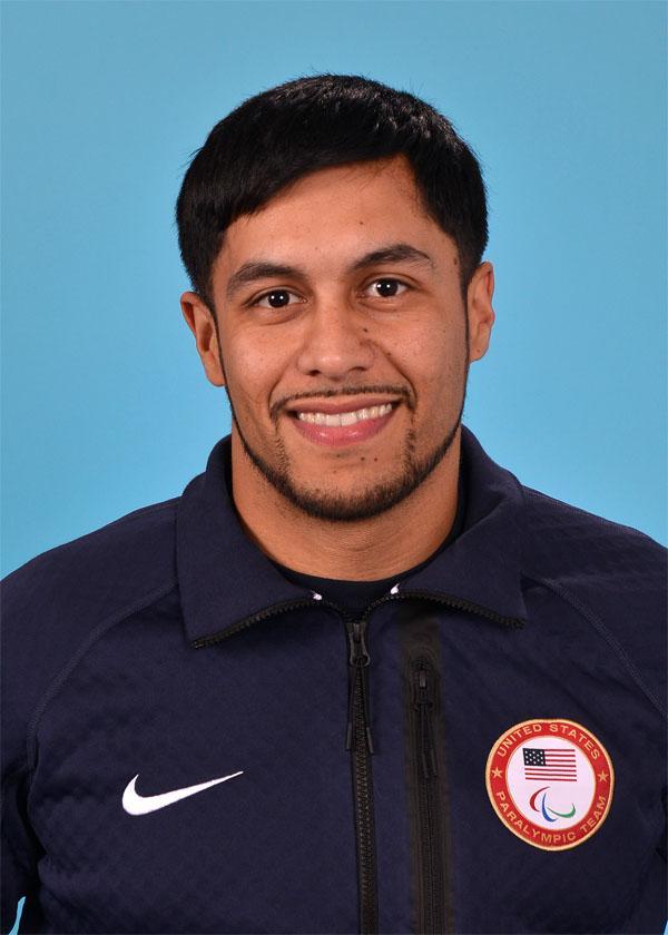 U.S. Paralympian Rico Roman - Sled hockey