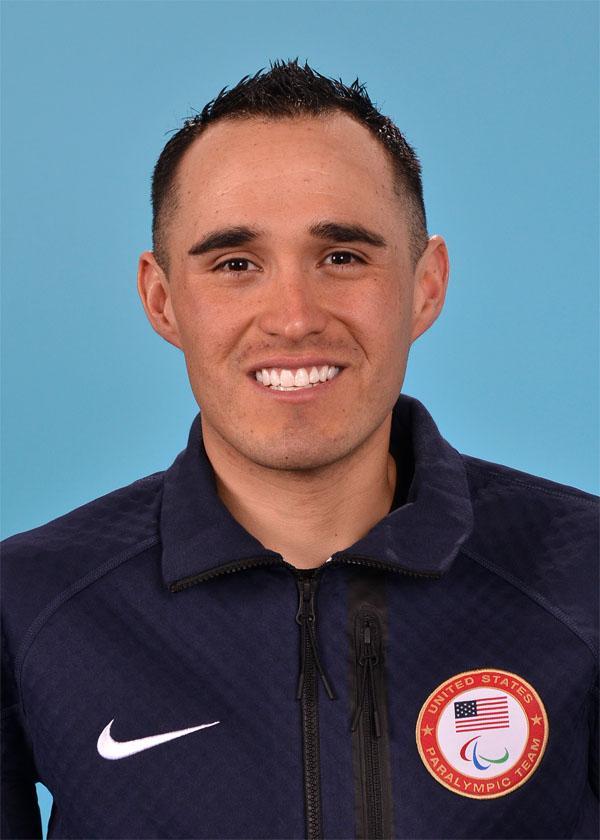 U.S. Paralympian Omar Bermejo - Nordic skiing