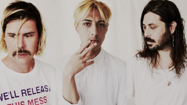 Liars' new album, <em>Mess</em>, comes out March 25.
