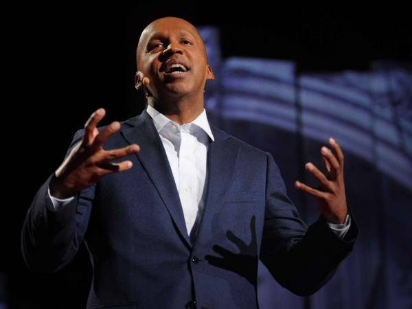 """It makes sense to fight for peace and justice and to protect basic human rights and dignity."" —Bryan Stevenson"
