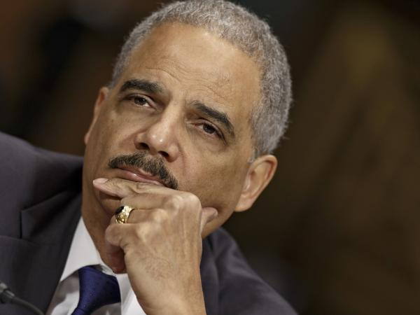 Attorney General Eric Holder appearing on Capitol Hill in Washington, in January.