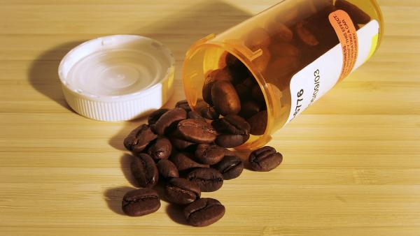 We love our morning coffee, but what's really in that piping hot cup of java? It's a powerful drug called caffeine.