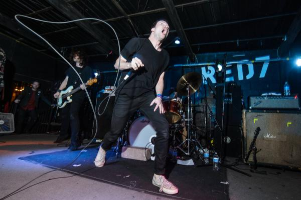 <p>Post-hardcore powerhouse Touche Amore got Red 7 all sweaty and moshy. </p><p></p>