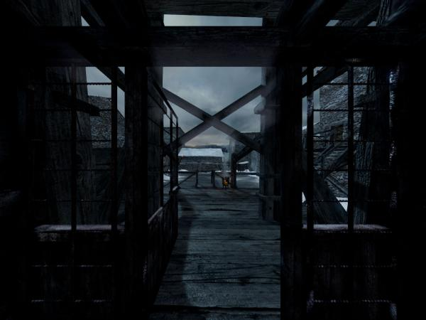 Experiencing HBO's <em>Game of Thrones </em>through the Oculus Rift virtual reality headset.