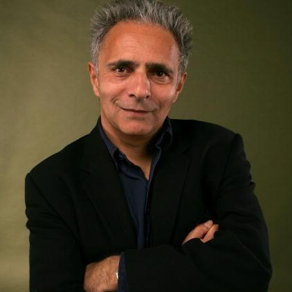 Novelist, essayist and screenwriter Hanif Kureishi also teaches creative writing at Kingston University in London.