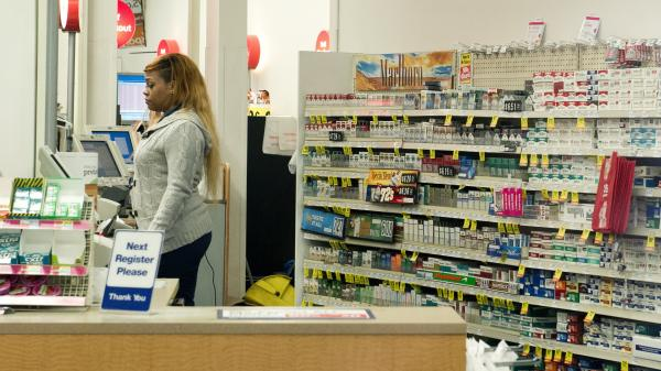CVS announced last month that it would no longer sell cigarettes and  tobacco products in its stores beginning Oct. 1.