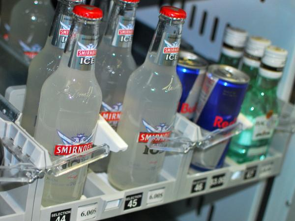 Smirnoff Ice malt beverages in sweet fruity flavors are popular among underage drinkers.