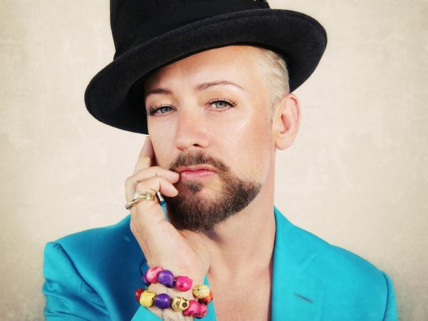 Boy George's first solo album in 19 years is <em>This Is What I Do</em>.