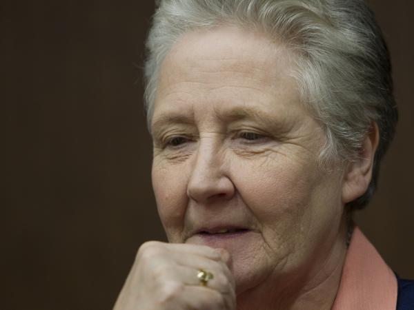 Marie Collins, who was assaulted as a 13-year-old by a priest in her native Ireland, will be a member of a commission that advises the Roman Catholic Church about confronting and preventing such abuse.