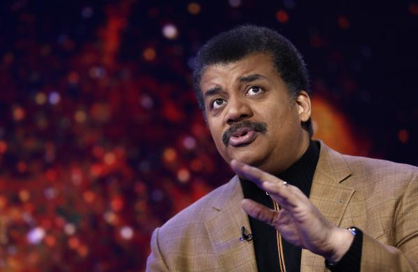 Astrophysicist Neil deGrasse Tyson is remarkable, in part because he's a black astrophysicist — seemingly as elusive a phenomenon as the Higgs boson.