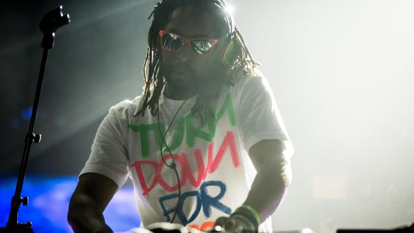 Lil' Jon performing in Hollywood in March.
