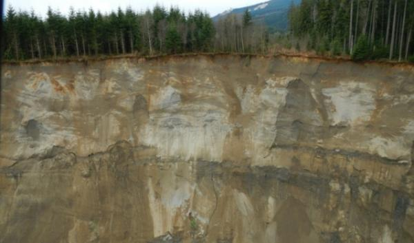 On Saturday, March 22, a massive mudslide blocked both directions of State Route 530 near the town of Oso, Wash.