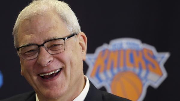 Phil Jackson recently signed on as the new president of the New York Knicks.