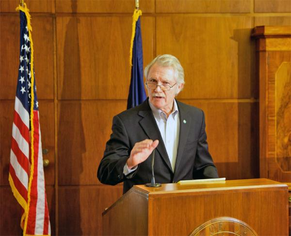 Oregon Governor John Kitzhaber called the audit of Cover Oregon a 'sobering critique' of the state's healht insurance exchange.