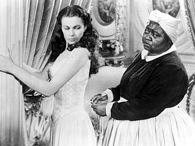 Hattie McDaniel played Mammy alongside Vivien Leigh's Scarlett in <em>Gone with the Wind</em>.