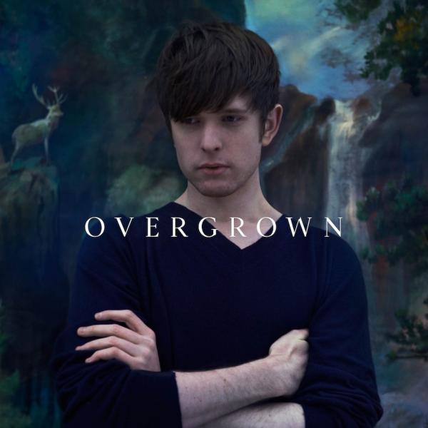James Blake has a sound that draws on the past, but also points to the future. His most recent album is called <em>Overgrown</em>.