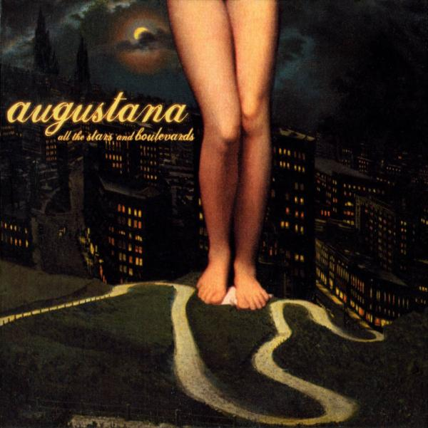 Craig's cover art for the 2005 Augustana album <em>All the Stars and Boulevards</em>.