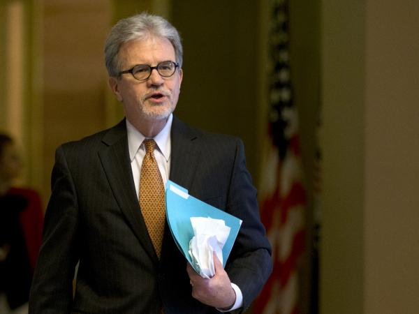 Sens. Tom Coburn (above) and, to a lesser extent, James Inhofe (below) have become the faces of pushback on federal emergency spending even though Oklahoma is one of the biggest recipients of U.S. disaster aid.