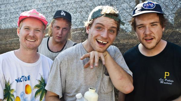 Mac DeMarco's album, <em>Salad Days</em>, comes out April 1.