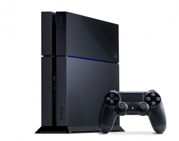 Sony's PlayStation 4.