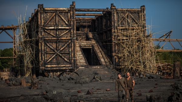 The 2014 film <em>Noah</em> has stirred up the ire of some conservative Christians, who accuse the filmmakers of using a story about environmental catastrophe to push a message about climate change and conservation.