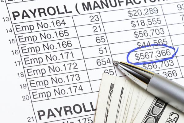 Fraudsters can get a lot of data by hacking payroll systems.