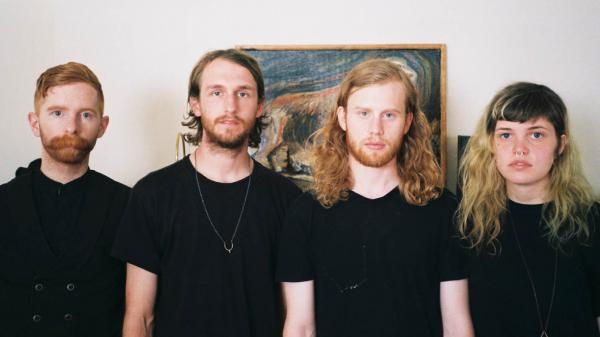 Saintseneca's latest album is called <em>Dark Arc.</em>