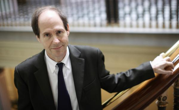 Cass Sunstein is pictured in the White House in March 2011, when he was Director of the Office of Information and Regulatory Affairs at the Office of Management and Budget. (AP)