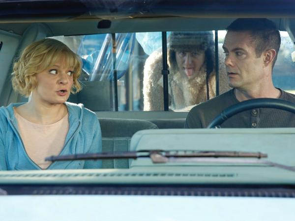 Martha Plimpton and Garret Dillahunt end their run in <em>Raising Hope</em> on Friday night.