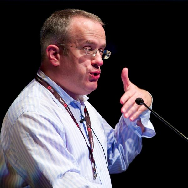 Mozilla co-founder Brendan Eich in 2010.