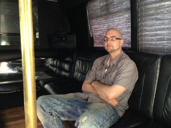 Party bus owner William Prigmore says his industry helps keep drunk drivers off the road.