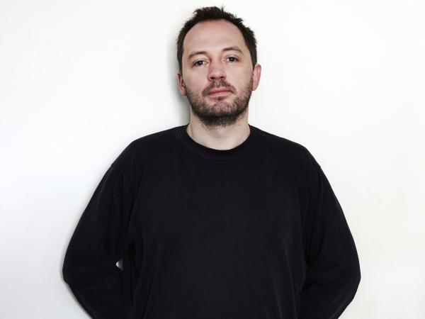 British musician Tom Jenkinson, a.k.a. Squarepusher.