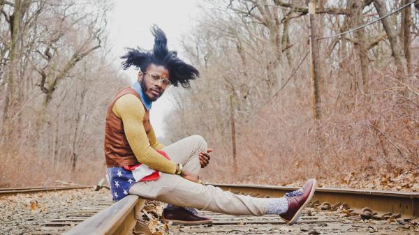 Jesse Boykins III's new album, <em>Love Apparatus</em>, comes out April 22.