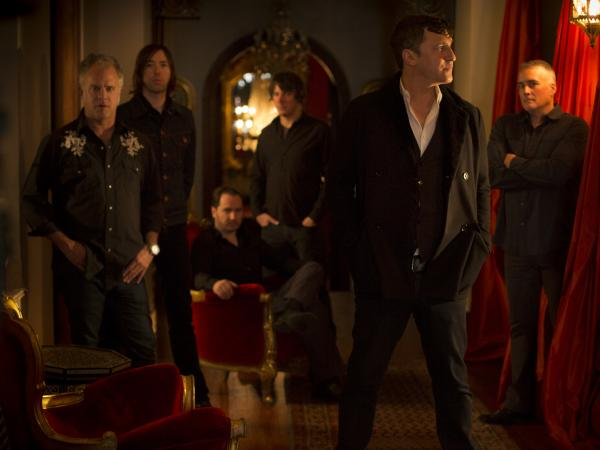 The Afghan Whigs' new album, <em>Do to the Beast</em>, comes out April 15.