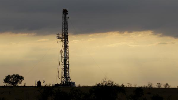 More than 8,000 oil and gas wells have been drilled along the Eagle Ford Shale formation in six years.
