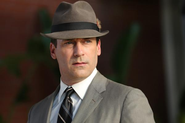 <em>Mad Men</em> — starring Jon Hamm as Don Draper — returns for its seventh and final season Sunday on AMC.