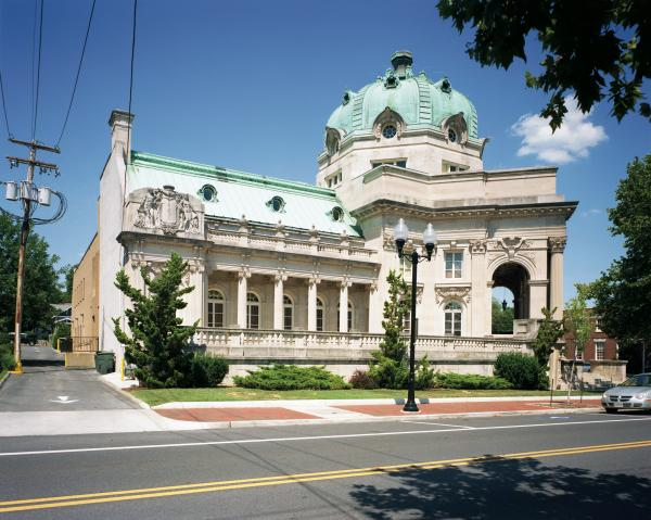 Handley Regional Library in Winchester, Va. (2011)