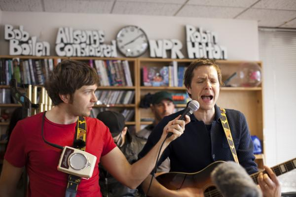 OK Go helped us us move our office across town. You can help us win a Webby for the video we shot.