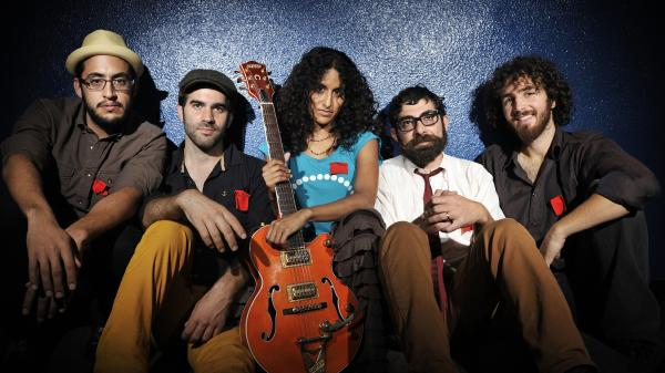 Rupa and the April Fishes' latest release, <em>Live at the Independent</em>, was recorded in concert at a San Francisco Walk Against Rape fundraiser.