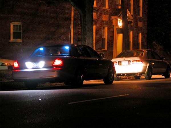 File photo. At least two Washington drivers say they were pulled over in Idaho on suspicion of using marijuana.
