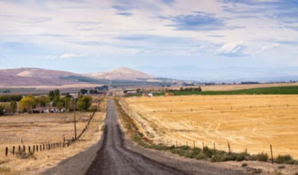 Researchers have found the source of an unusual pocket of air pollution in Central Washington. Tiny particles from large agricultural operations mix with vehicle exhaust. That creates nitrate pollution.